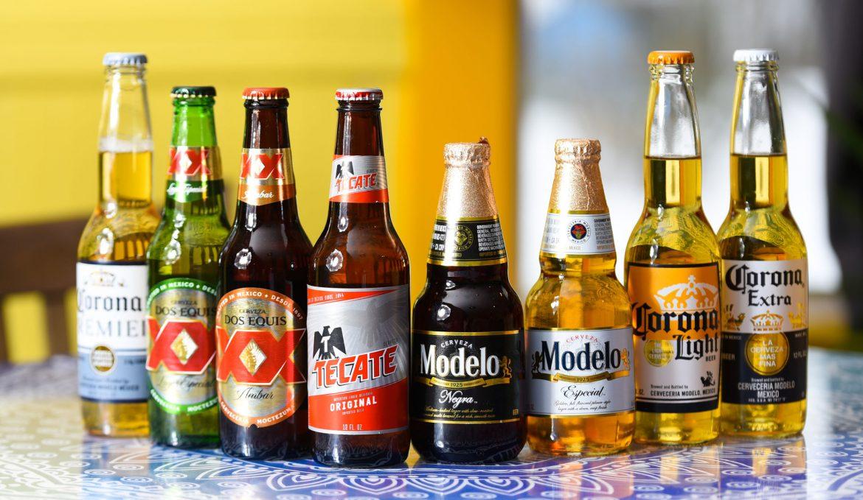 Cervezas (Bottled Beers)