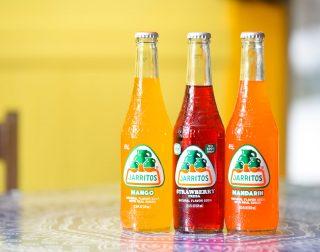 Sodas at Ocho Cinco Cantina in Warrensburg NY