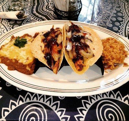 Taco De Pollo